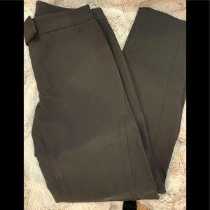 Theory Black stretch pant. Women's size 2